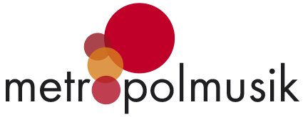 Logo metropolmusik e.V. - Musiker Kollektiv